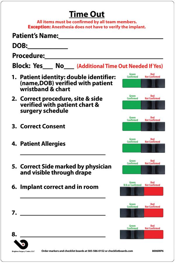 Endoscopy Room Equipment List: Custom Medical Checklists By Procedure